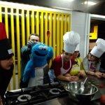Τα παιδιά γνωρίζουν τα μυστικά της μαγειρικής