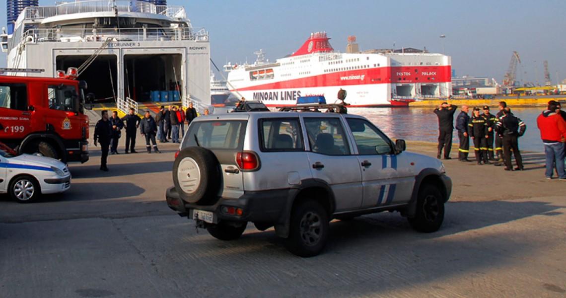 Ανασύρθηκε νεκρή γυναίκα στο λιμάνι του Πειραιά