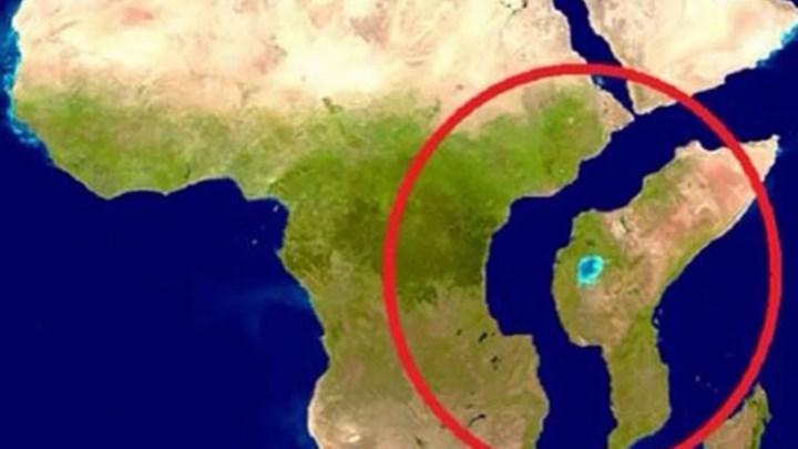 Αλλάζει ο παγκόσμιος χάρτης: Η Αφρική κόβεται στη μέση