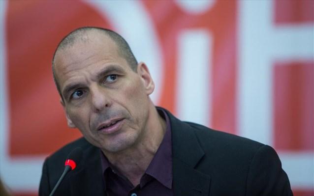 Βαρουφάκης: Ρουκέτες κατά Eurogroup – Τσίπρα