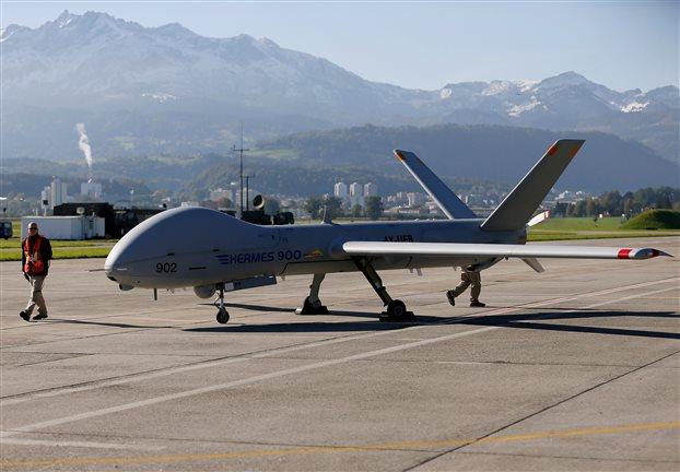 Βάση Αμερικανικών drones στη Λάρισα