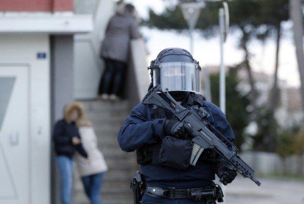 Το τραγικό παιχνίδι της μοίρας για τον αστυνομικό που θυσιάστηκε στη Γαλλία