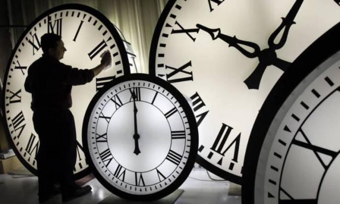 Μάχη για την αλλαγή της ώρας