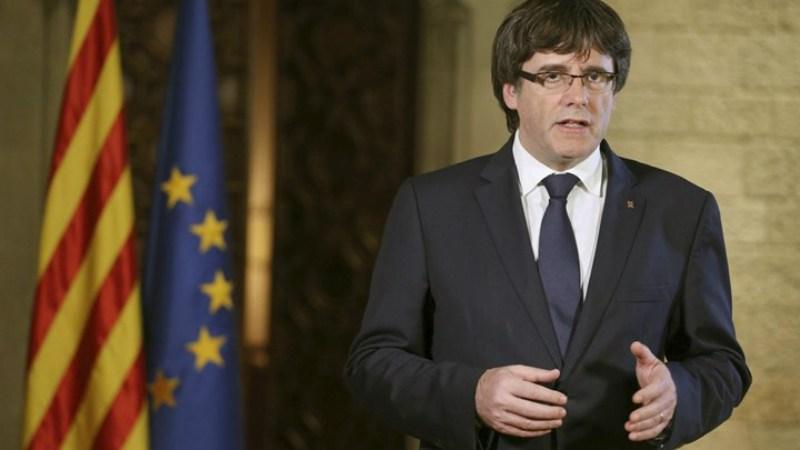 Συνελήφθη ο πρώην πρόεδρος της Καταλονίας Κάρλες Πουτζντεμόν