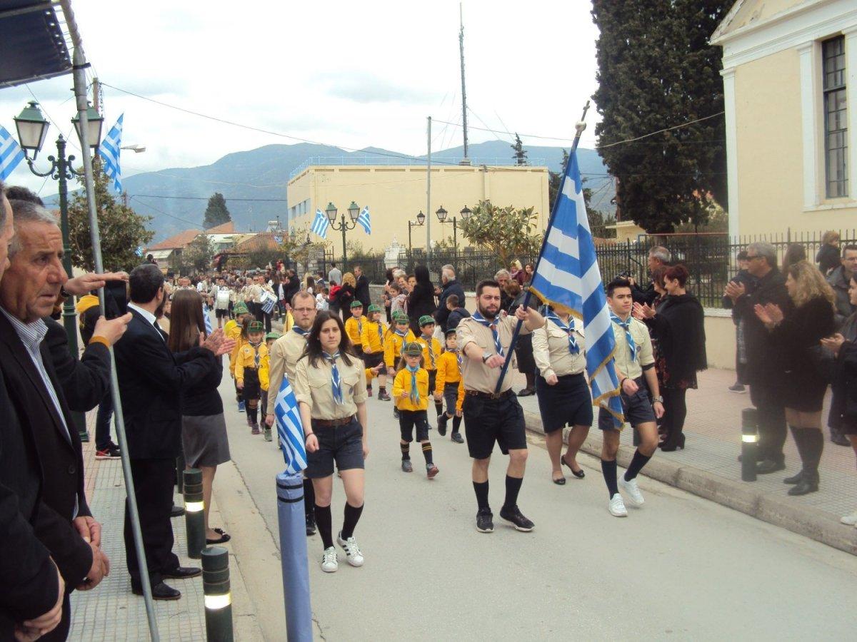 Εκδηλώσεις για την 25η Μαρτίου στο Συκούριο