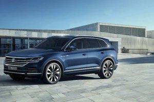 H Volkswagen «αποκάλυψε» το νέο Touareg