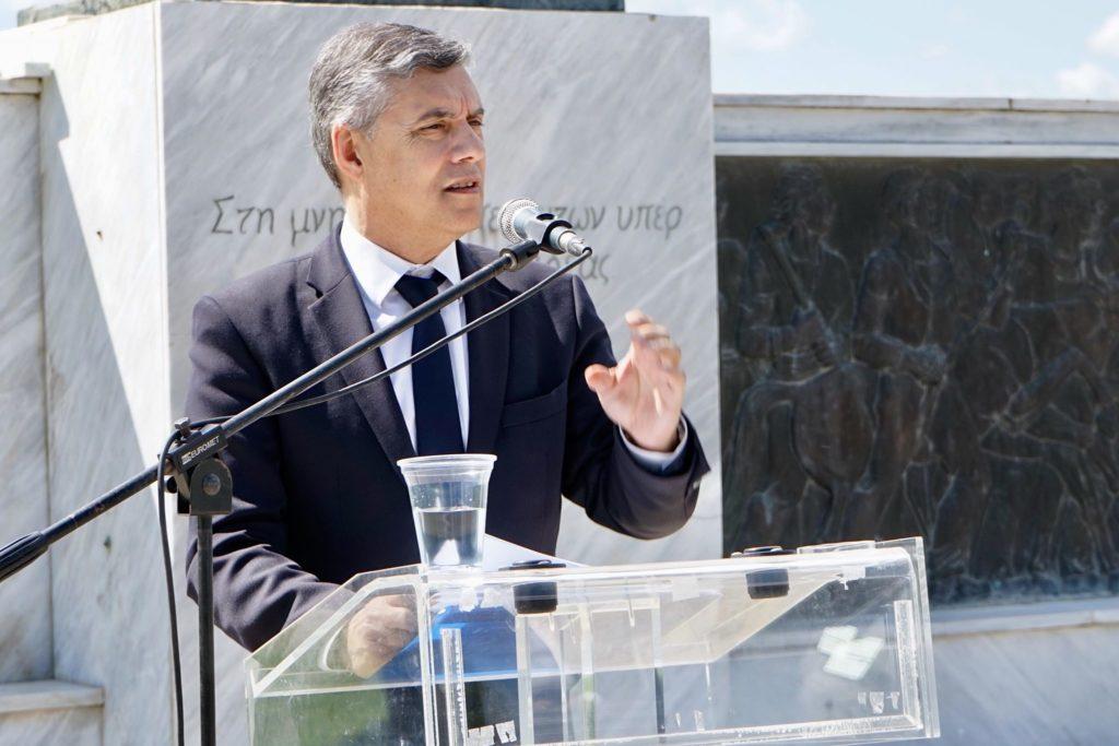 Κ. Αγοραστός: Εμείς δεν συμμετέχουμε σε κυνικά παιχνίδια εξουσίας