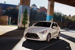 Το 2019 η Toyota θα παρουσιάσει το Yaris sedan