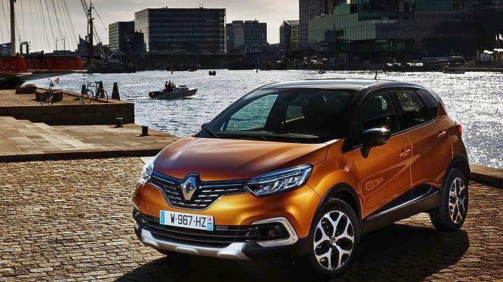Το νέο Renault Captur άλλαξε και αρέσει περισσότερο