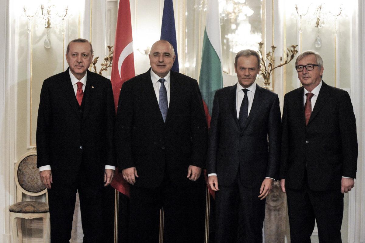 Βάρνα: Συνέχιση του διαλόγου, αλλά χωρίς απτή πρόοδο