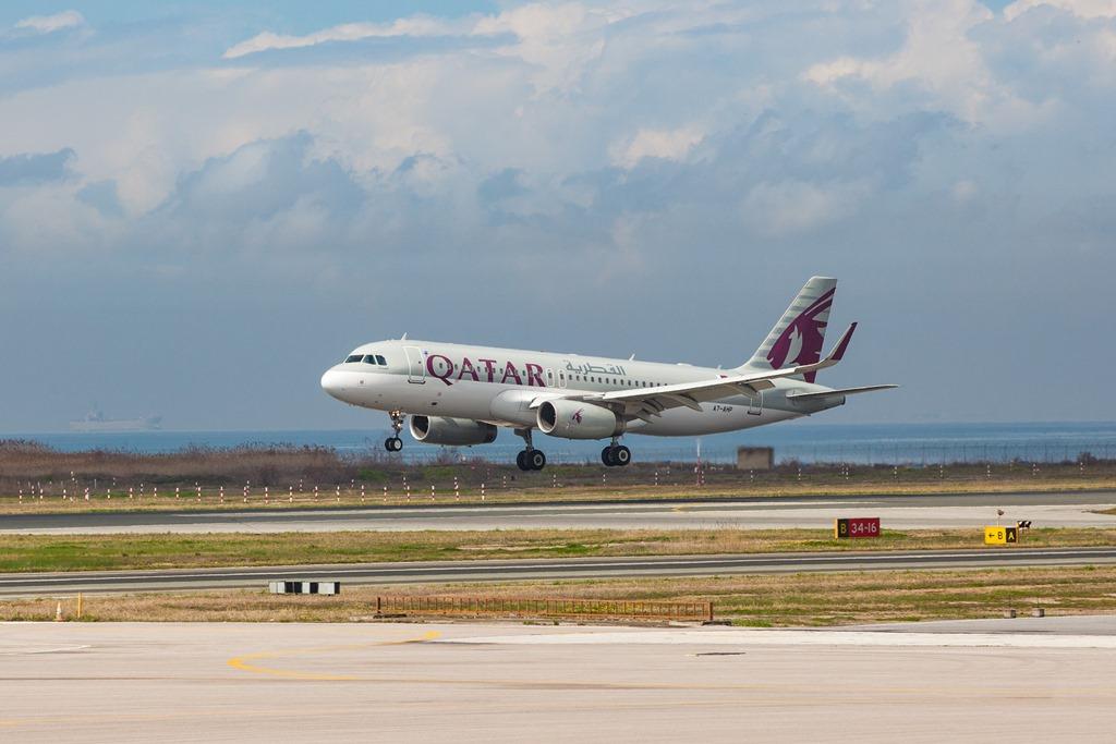 Η Qatar Airways προσγειώνεται για πρώτη φορά στη Θεσσαλονίκη