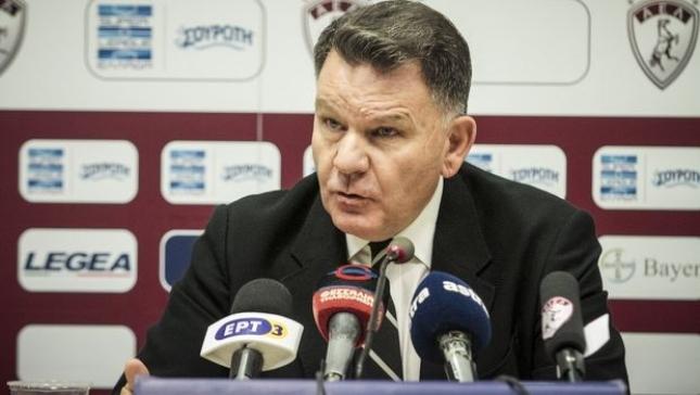 Η απάντηση Αλ. Κούγια στη «Γήπεδο Λάρισας ΑΕ»