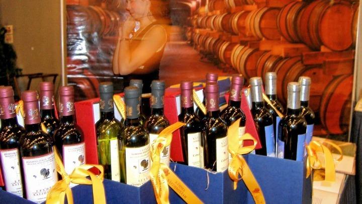 Περισσότερες από 50 ετικέτες ελληνικών κρασιών στην Vinexpo NY 2018