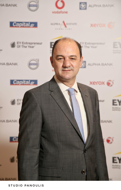 Δημήτριος Λακασάς, Πρόεδρος και Διευθύνων Σύμβουλος, Olympia Electronics Α.Ε