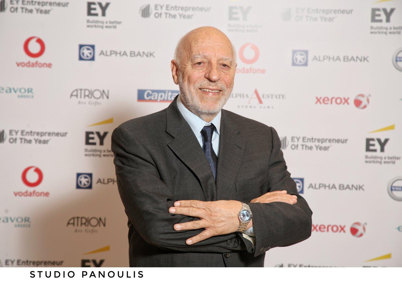 Ξενοφών Καντώνιας, Πρόεδρος Cosmos Aluminium Α.Ε.