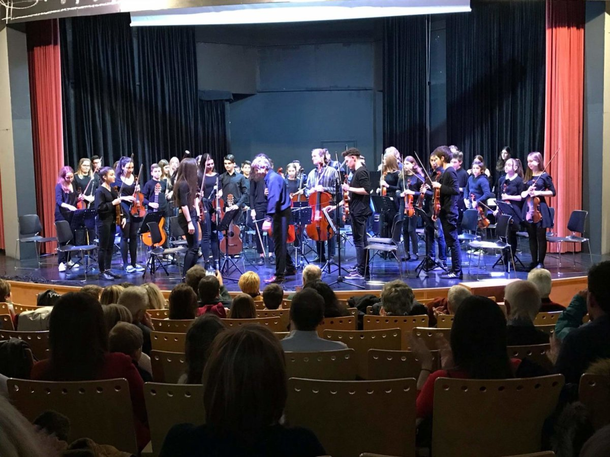 Μουσικό σχολείο: Εκδήλωση αφιερωμένη στο Κρίκκειο Ορφανοτροφείο