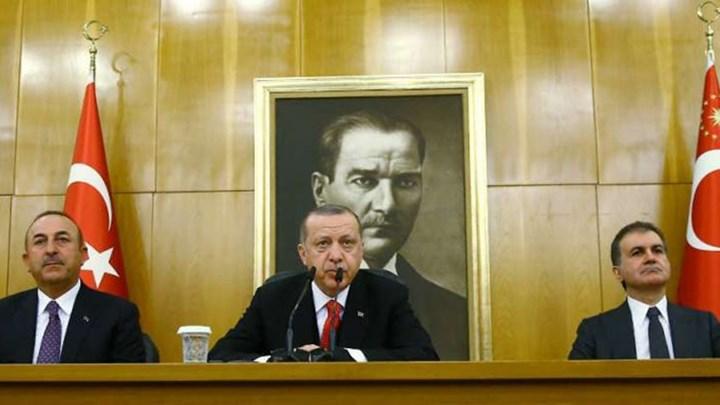 Νέα επίθεση Ερντογάν στην Ελλάδα