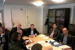 Συνάντηση για τα προβλήματα πολεοδόμησης των παραλιακών περιοχών του δήμου Αγιάς