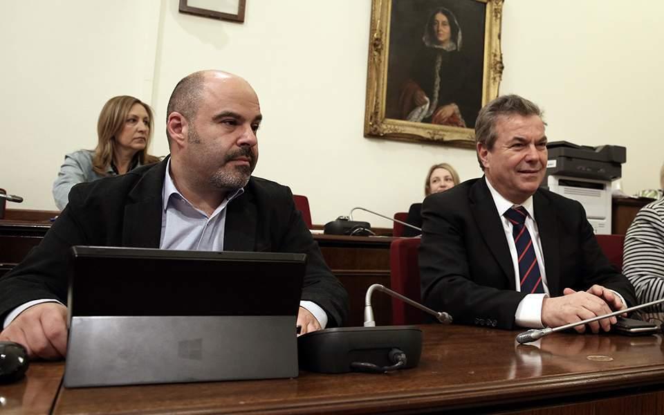 Παραιτήθηκε της υποψηφιότητας για τον ΕΦΚΑ ο Ευστάθιος Μαρίνος