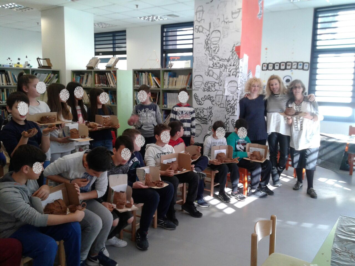 Μαθητές έφτιαξαν χελιδονοφωλιές