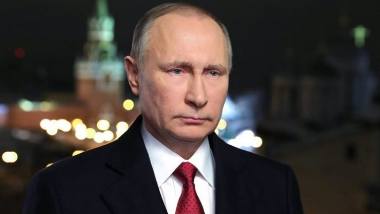 Ο Βλαντιμίρ Πούτιν γίνεται 66 χρόνων