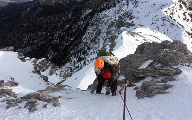 Επιχείρηση στον Όλυμπο για την προσέγγιση Γάλλου ορειβάτη
