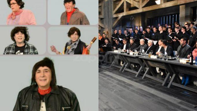 Πως έληξε η μάχη για την τηλεθέαση μεταξύ Λαζόπουλου και Παπαδόπουλου