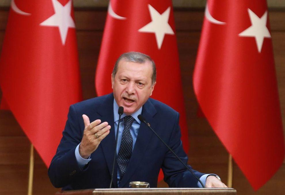 Τα σύνορα της καρδιάς του Ερντογάν κι εμείς… Του Άγγελου Πετρουλάκη