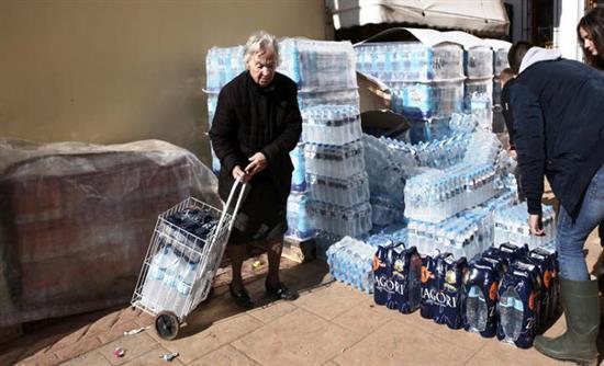 Πολιτική κόντρα για το νερό στην Θεσσαλονίκη
