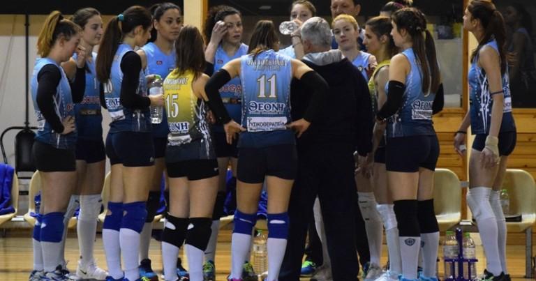 """Φιλαθλητικός: Στη 2η θέση του πρωταθλήματος B"""" Εθνικής η γυναικεία ομάδα"""