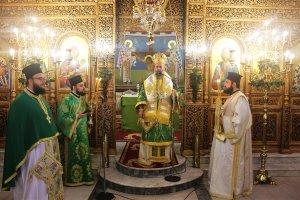 Στο Σταυρό Φαρσάλων ο Μητροπολίτης Τιμόθεος