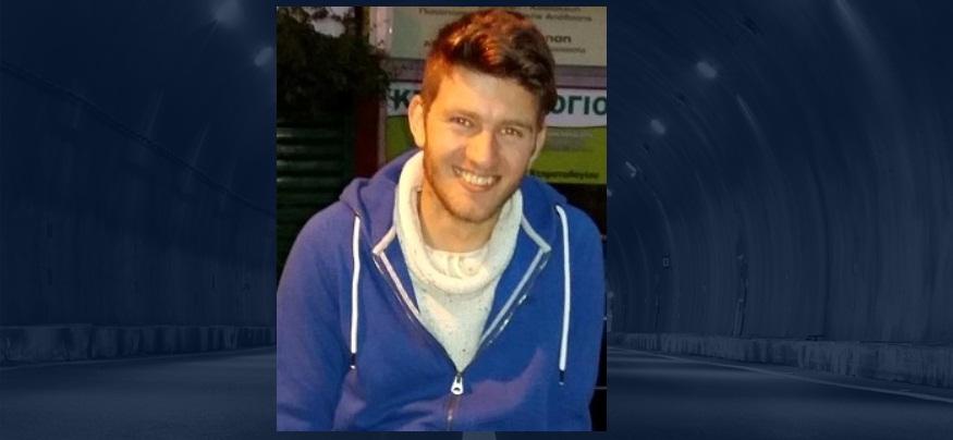 Βρέθηκε σώος ο 23χρονος που αναζητούνταν στη Λάρισα