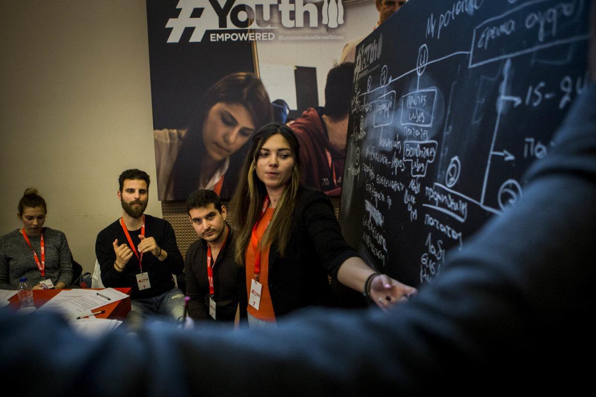Οι νέοι της Θεσσαλίας αγκάλιασαν το Youth Empowered της Coca-Cola Tρία Έψιλον