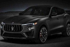 Η Maserati αποκάλυψε τη Levante Trofeo