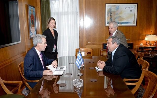 Πάιατ: Πυλώνας σταθερότητας η Ελλάδα