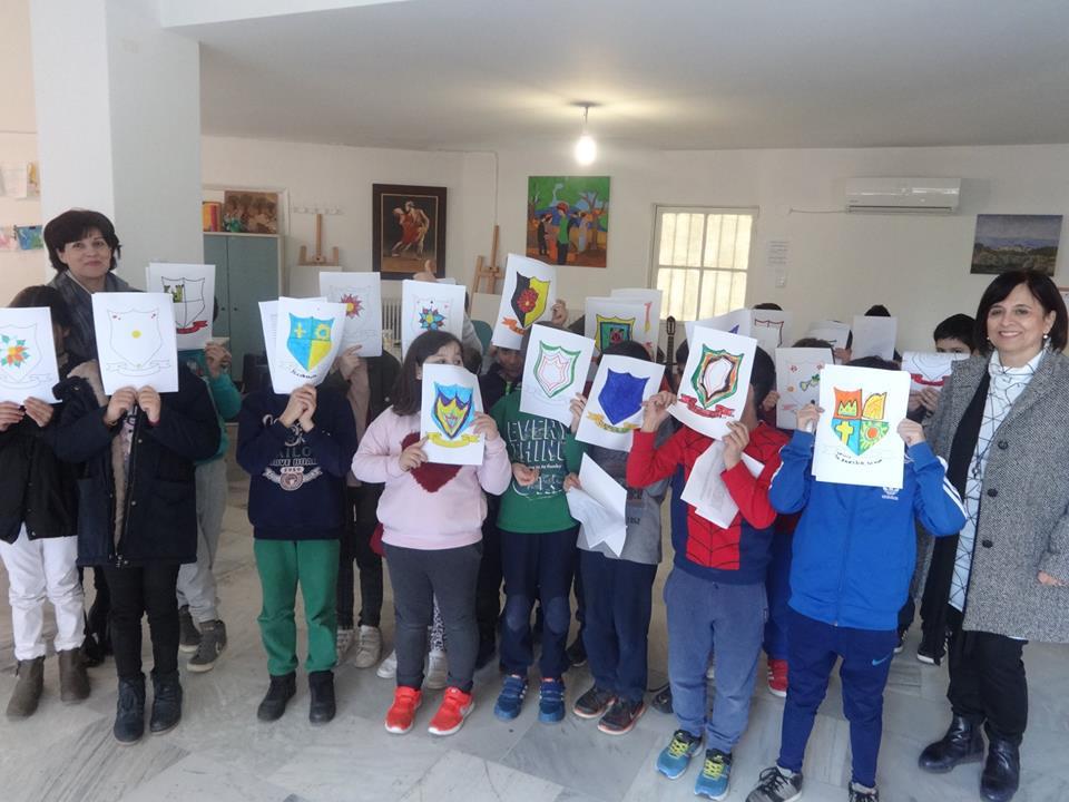 Ολοκληρώθηκε η «Εβδομάδα Παιδικής Λογοτεχνίας» στη Δημοτική Βιβλιοθήκη