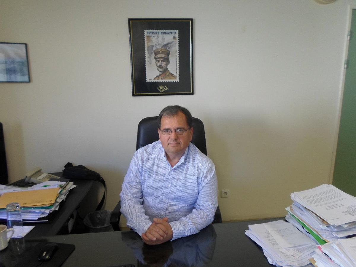 Ο Π. Νάνος, η διοίκηση των Νοσοκομείων και η υποψηφιότητα…