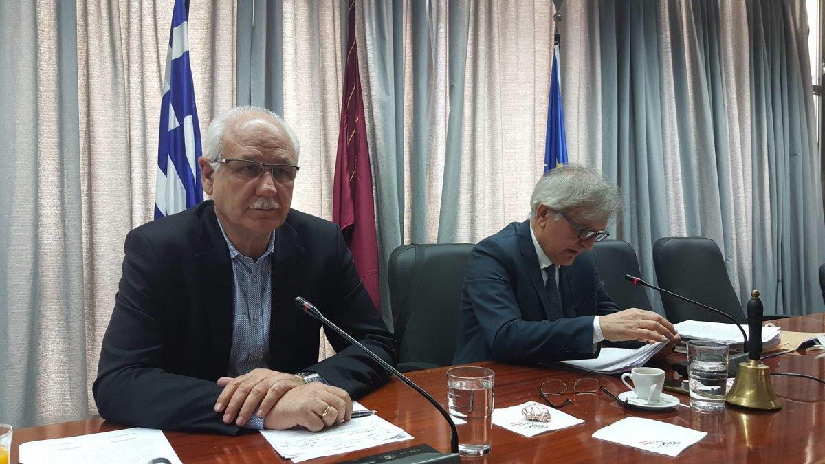 Συνάντηση Καλογιάννη- Γαβρόγλου για τη συνένωση