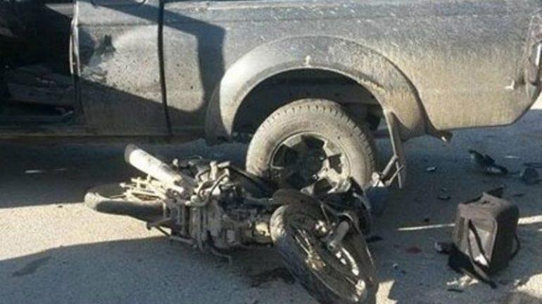 Εκσφενδονίστηκε από το αυτοκίνητο μετά το τροχαίο