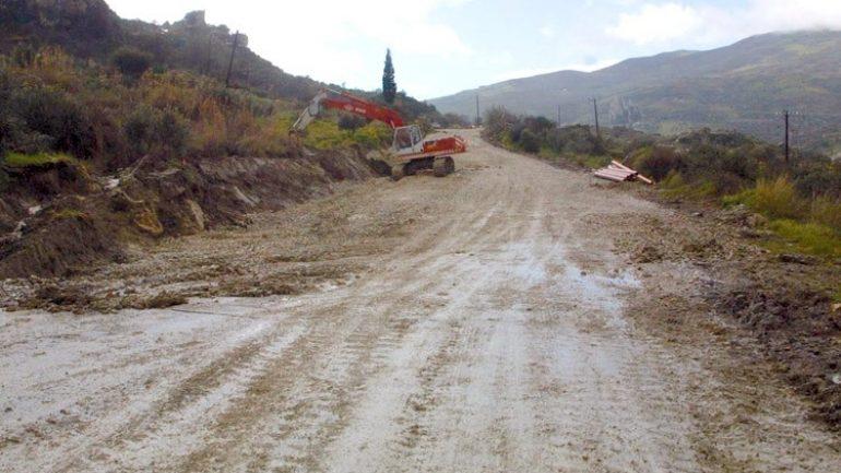 8,8 εκατ. ευρώ για βελτίωση προσβάσεων σε αγροτικές εκμεταλλεύσεις