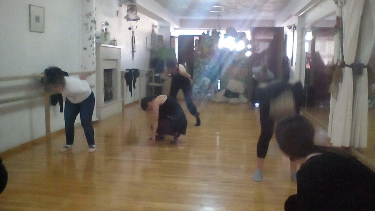 Τέταρτο σεμινάριο διδασκαλίας «χορός-αναπηρία»