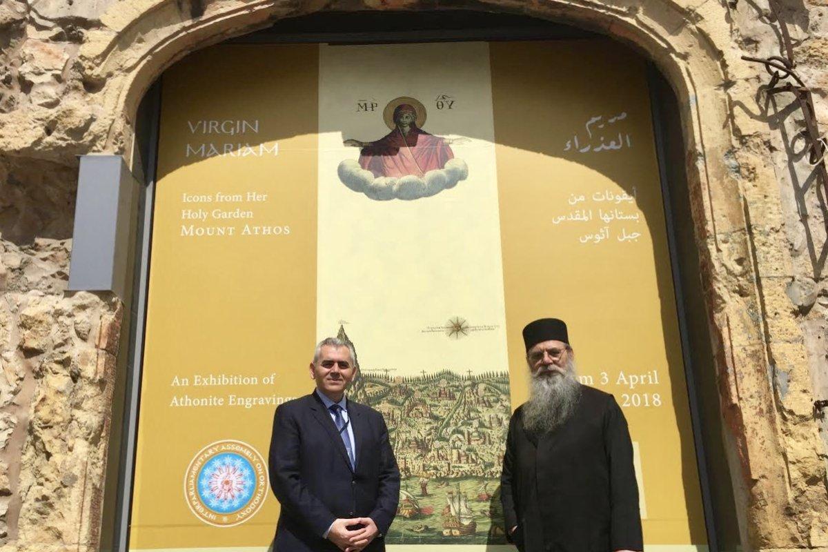 «Ζώσα η βυζαντινή παράδοση στον Λίβανο»