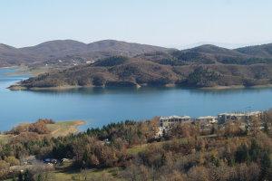Ολοκληρώνεται έργο στο οδικό δίκτυο λίμνης Πλαστήρα