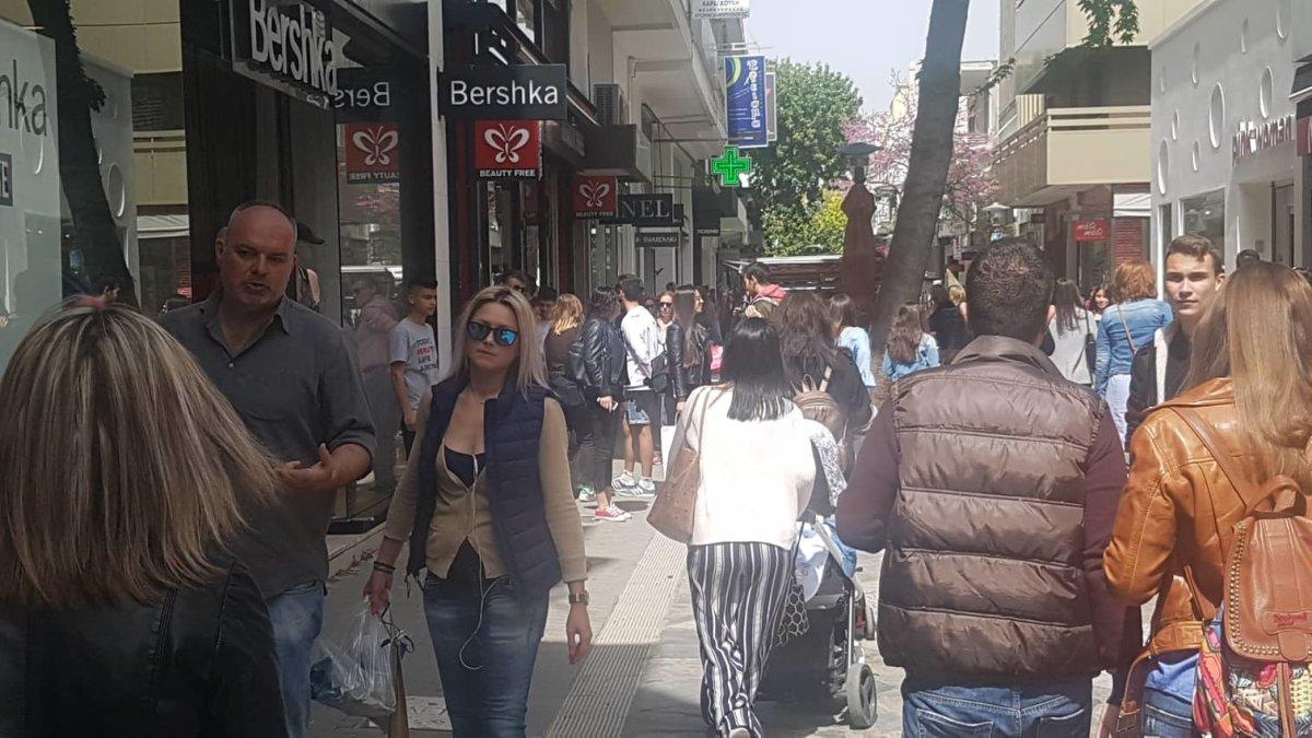 Πώς κινείται η πασχαλινή αγορά στη Λάρισα