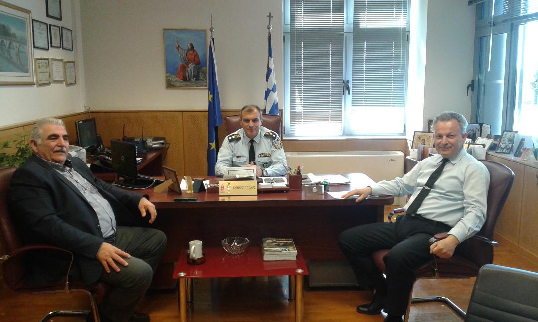 Στο Αστυνομικό Μέγαρο ο Ν. Παπαδόπουλος