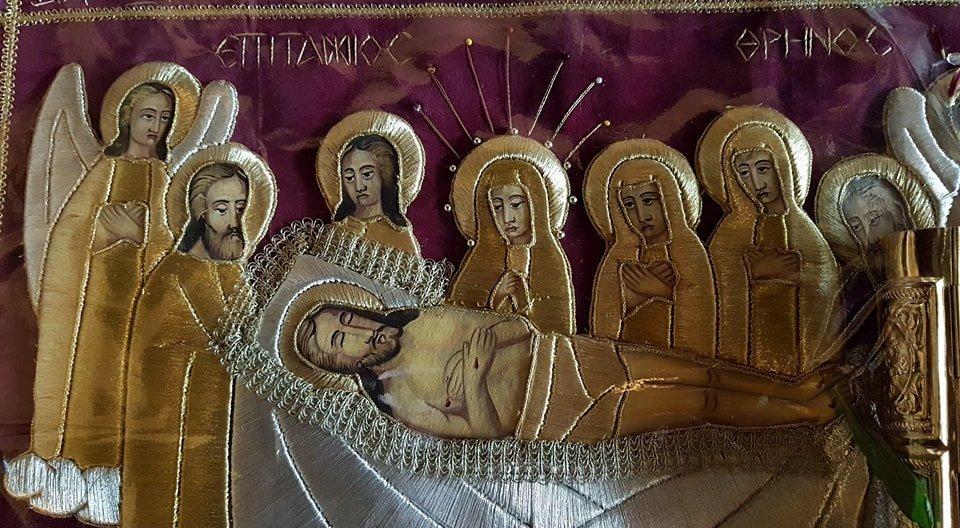 Επιταφιος Αγιοι Θεοδωροι (4)