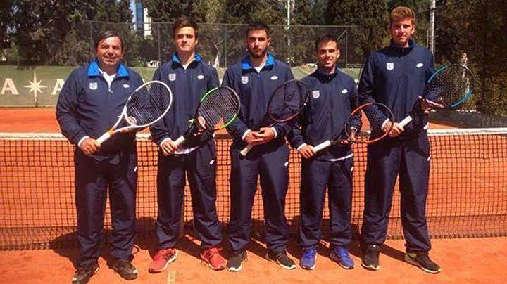 Davis Cup: Ήττα της Εθνικής από το Μαυροβούνιο και παραμονή στην 2η κατηγορία
