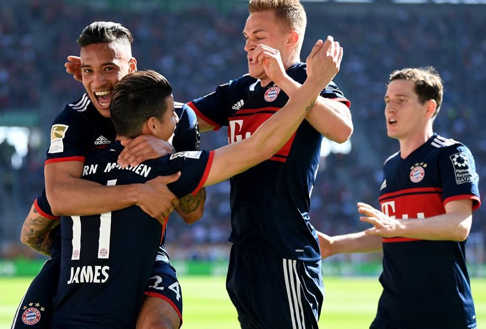 Πρωταθλήτρια Γερμανίας η Μπάγερν