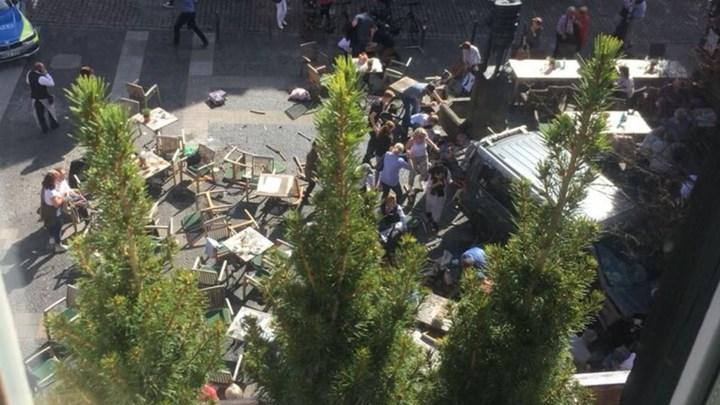 4 νεκροί και 30 τραυματίες στο Μύντσερ