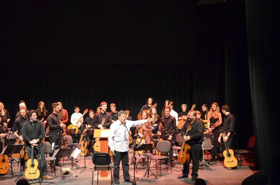 Στο 5ο Διεθνές Φεστιβάλ Κιθάρας Θράκης ο Στέλιος Γκόλγκαρης